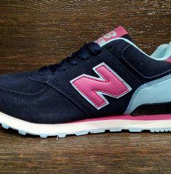 Αντρικά παπούτσια γυναικών NB 574