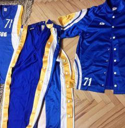 Basketball uniform 170-180cm
