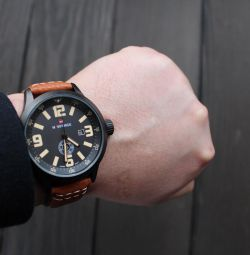 New watch with a guarantee