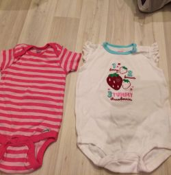 Two new bodysuits