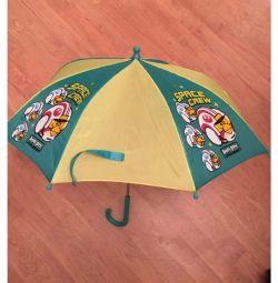 Umbrella Child Angry Birds