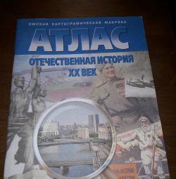 Atlas history XX century