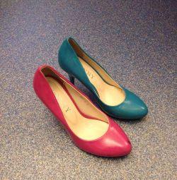 korkak ayakkabılar