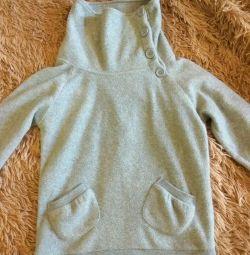 Warm jacket, sweatshirt, hoodie r. 42