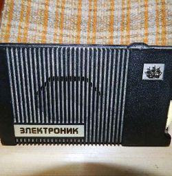 Радиоприемник Электроник СССР