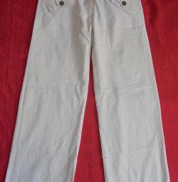 Blugi de vară 44-46 dimensiuni pentru înălțime de la 170cm.