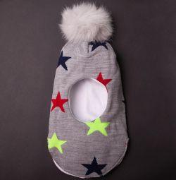 Cap-helmet on the boy spring \ autumn