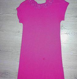 Bright Benetton dress