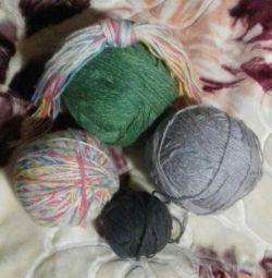 🎀 Yarn for knitting