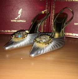 Rene Caovilla ayakkabı