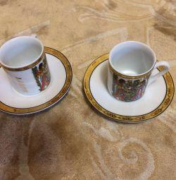 Чашка з блюдцем Єгипет