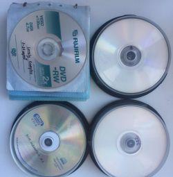 Discs with anime 60pcs