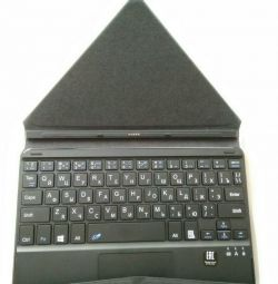 keyboard case from irbis tw36 tablet