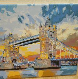 Painting london