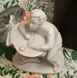 Figurine Pushkin