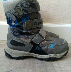 Kışlık Membran Çizmesi