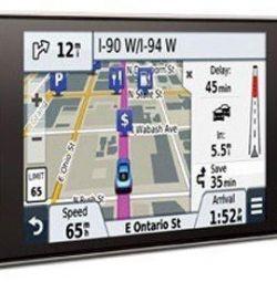 Navigator GPS Garmin Nuvi 3597LMT