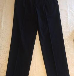 Μαύρο παντελόνι Meyer