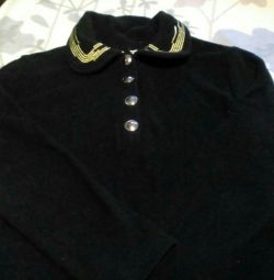 Italian warm blouse
