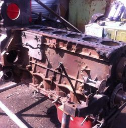 Engine block Iveco Stralis cursor 10