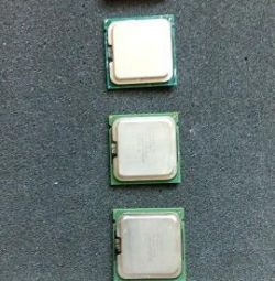 Processor Intel P4, Celeron