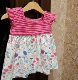 Dresses for the little girl