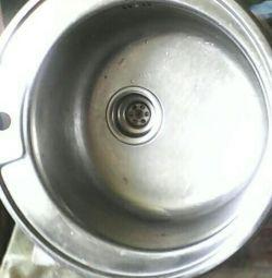 Chiuveta din oțel inoxidabil