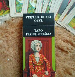 Tarot cards GRAND ETTEYLA