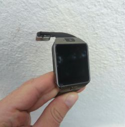 New watch phone with camera