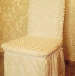 Sandalye örtüsü
