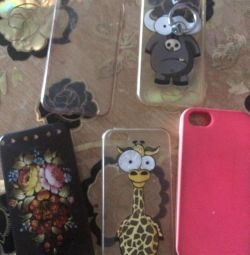 Covers for iPhone 5 s