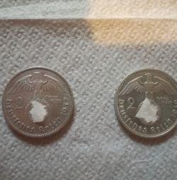 монети третього Рейху