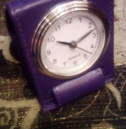Clock Alarm foldable