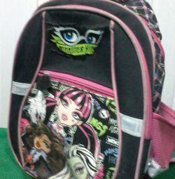 Backpack for training