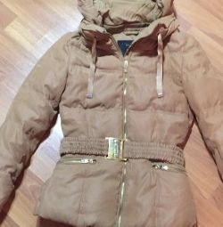 Down Jacket Zara