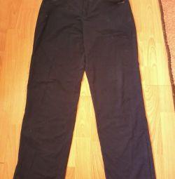 koca. Spor pantolonları, Demix, 46-48 р.