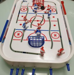 ?Table hockey?