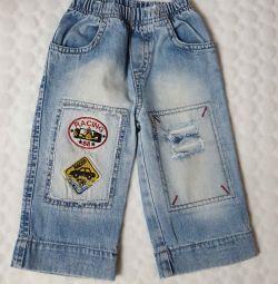 джинсы 68