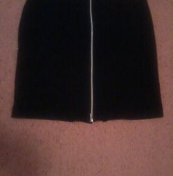 fusta, lungime 50 cm, în stare bună