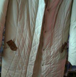 Пальто на синтепоні