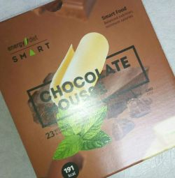 коктейли Energy Diet Smart шоколадный мус