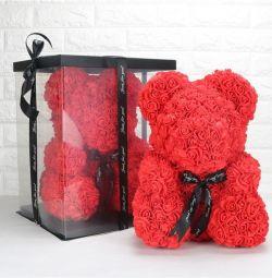 Ursi de trandafiri