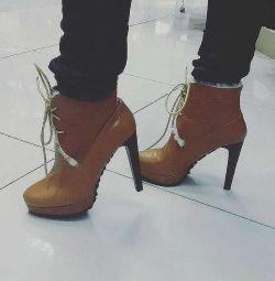 Μπότες από τη σεζόν