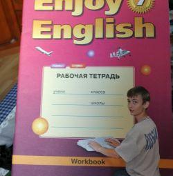 Engleză clasa a VII-a