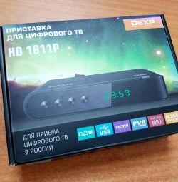 Τηλεοπτικός δέκτης Dexp HD 1811P DVB-T2 DVB-T