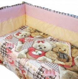 Τοποθετείται στο παχνί Teddy φέρει 6 χρώματος ροζ