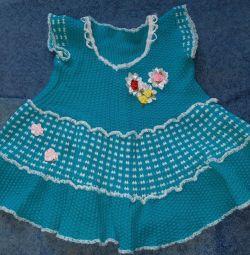 Kızlar için elbise)