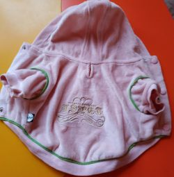 Branded blouse for your baby