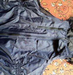 New men's winter overalls