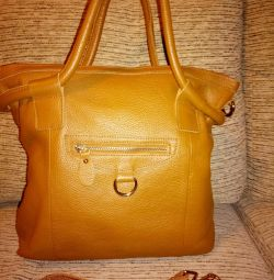 Genuine leather bags new